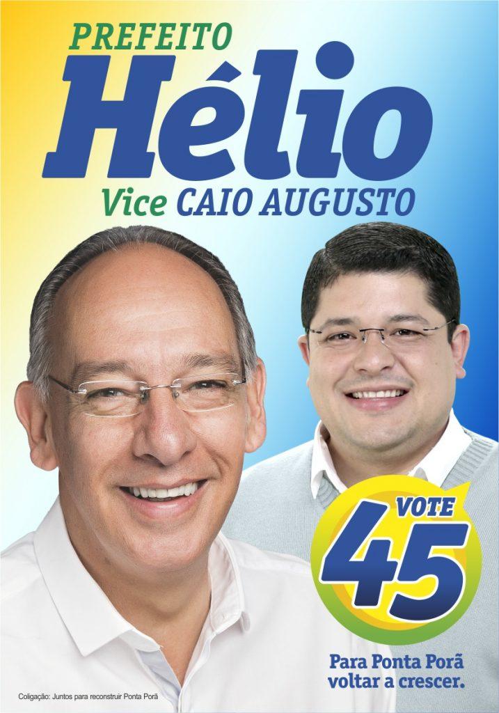 Santinho Prefeito - vice